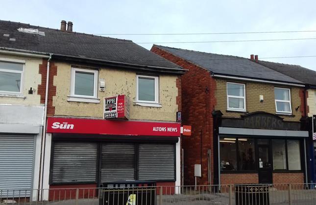Thumbnail Retail premises to let in Central Terrace, Edlington, Doncaster, South Yorkshire