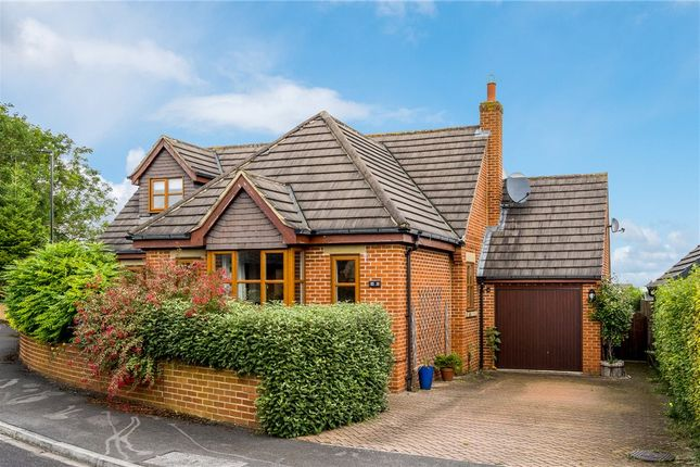 Thumbnail Detached house for sale in Aspin Oval, Knaresborough, North Yorkshire