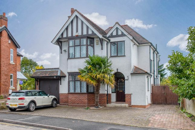 3 bed detached house for sale in All Saints Road, Bromsgrove B61