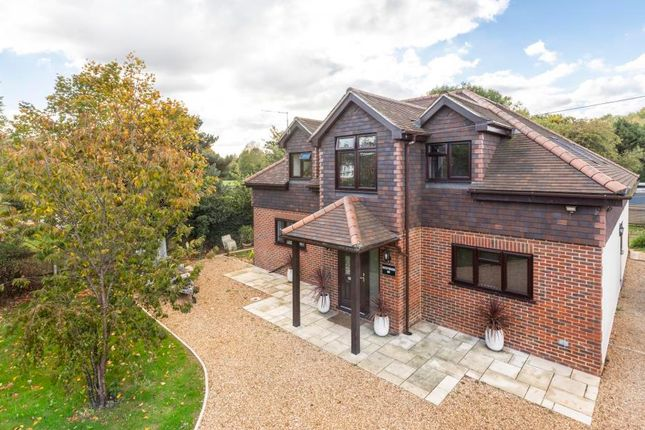 Thumbnail Detached house for sale in Rosemary Lane, Thorpe, Egham