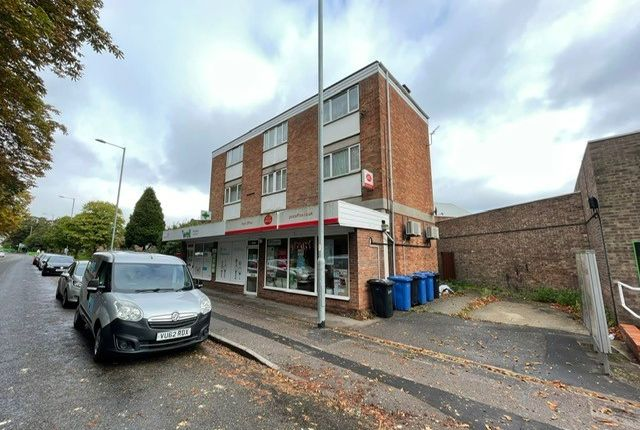 2 bed flat to rent in Aylsham Road, Norwich NR3