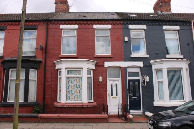 4 bed terraced house for sale in Romer Road, Kensington, Liverpool, Merseyside L6