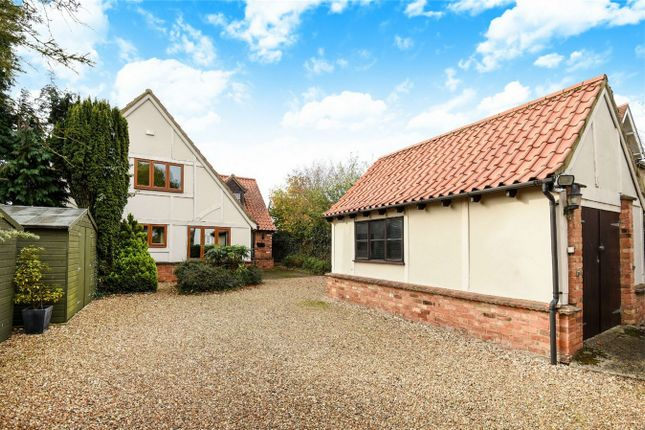 Thumbnail Detached house for sale in Station Road, Willington, Bedford