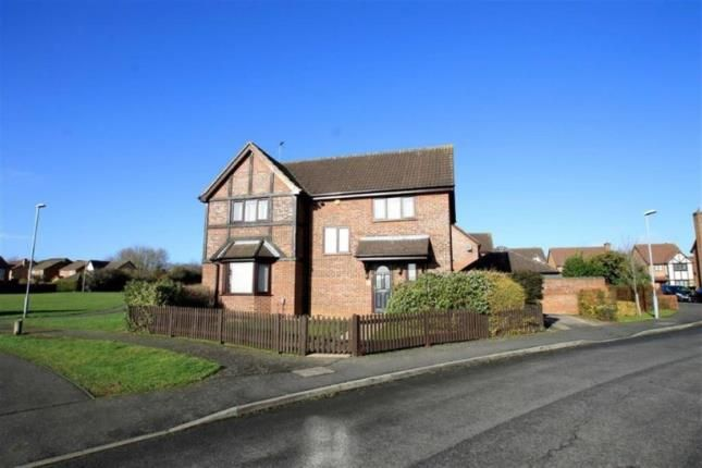 Thumbnail Detached house for sale in Ryeburn Way, Wellingborough, Northamponshire