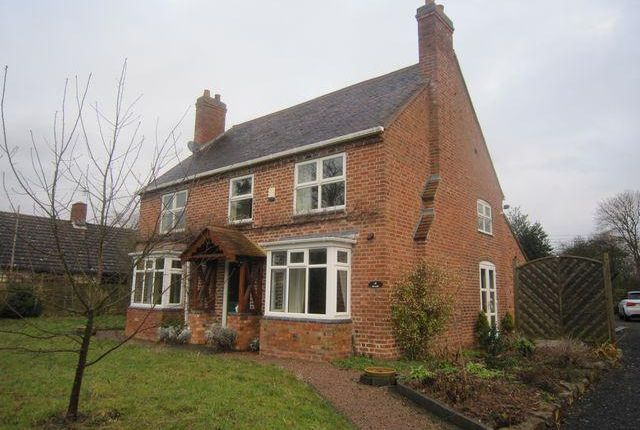 Thumbnail Detached house to rent in Church Lane, Norton, Worcester