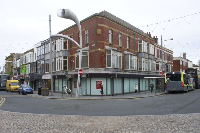 Thumbnail Retail premises to let in Clifton St, Blackpool