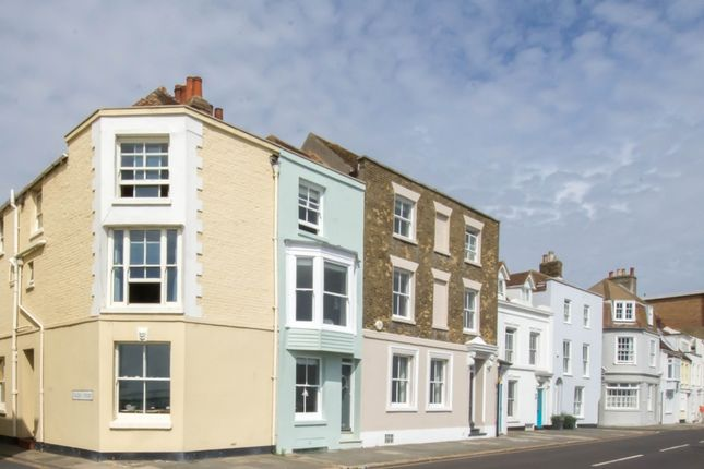 Thumbnail End terrace house for sale in Beach Street, Deal