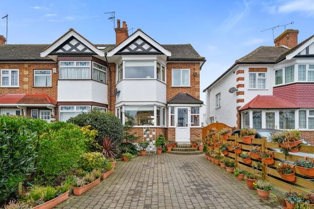 4 bed end terrace house for sale in Lorne Gardens, London E11