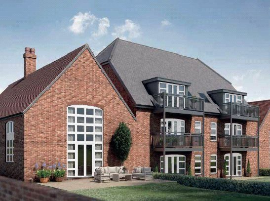 Thumbnail Flat for sale in St Peters Road, Ashley Cross, Lower Parkstone