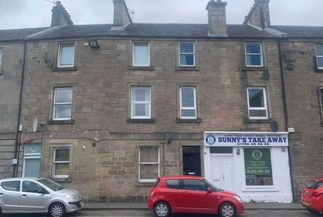 1 bed flat to rent in Cowane Street, Stirling Town, Stirling FK8