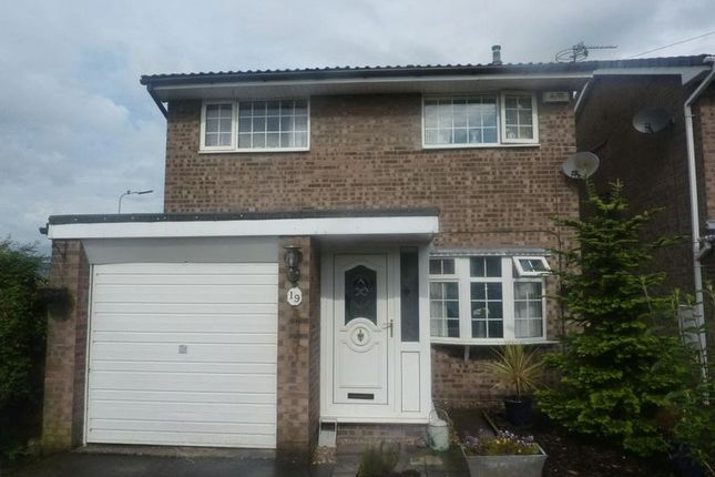 Thumbnail Detached house to rent in Lower Drake Fold, Westhoughton, Bolton