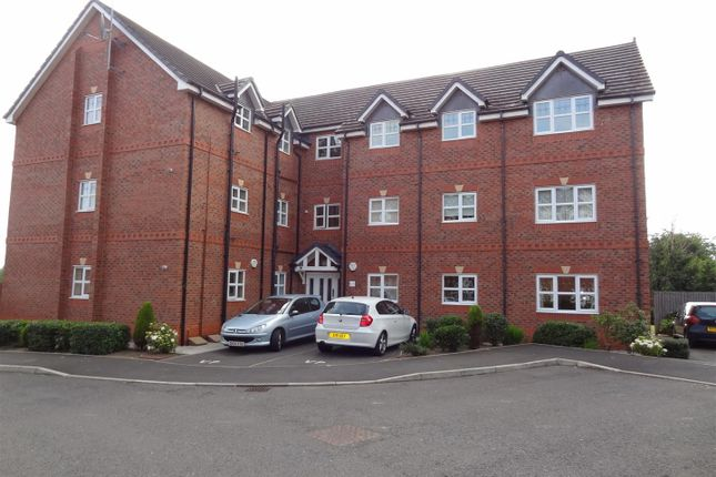 Thumbnail Flat to rent in Battlefield Court, Shrewsbury