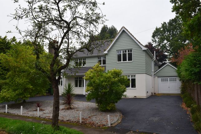 Thumbnail Detached house for sale in Parkway, Camberley, Surrey