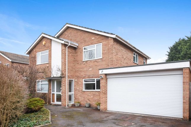 Thumbnail Detached house for sale in Field House Drive, Oxford