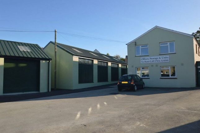 Office to let in The Cross, Drybrook