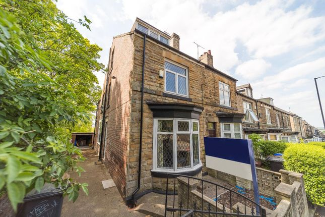 Thumbnail End terrace house to rent in City Road, Sheffield