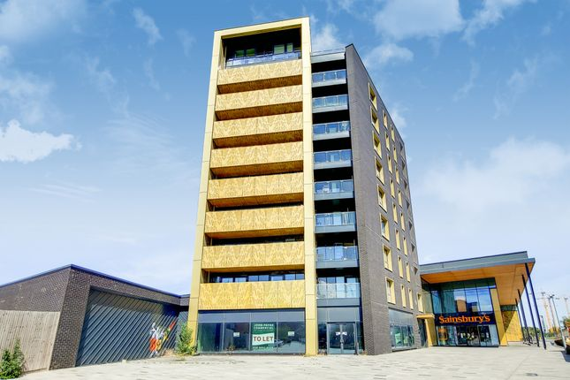 Thumbnail Flat for sale in Tilston Bright Square, London