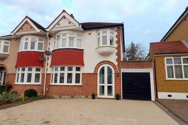 3 bed semi-detached house for sale in Tewkesbury Avenue, Pinner HA5