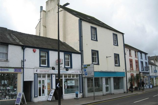 Thumbnail Commercial property for sale in 79 Main Street, Keswick, Cumbria