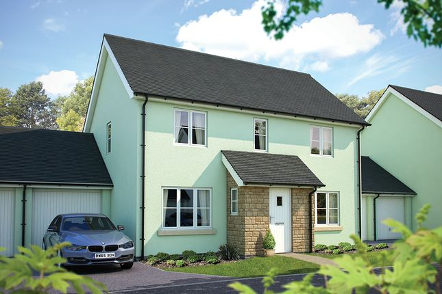 "Thumbnail Detached house for sale in ""The Eliot"" at Fremington, Barnstaple, Devon, Fremington"