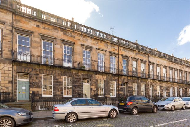 Thumbnail Terraced house for sale in Carlton Street, Stockbridge, Edinburgh