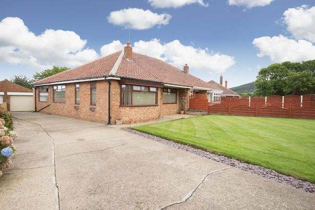 Thumbnail Semi-detached bungalow for sale in Hollywalk Drive, Normanby