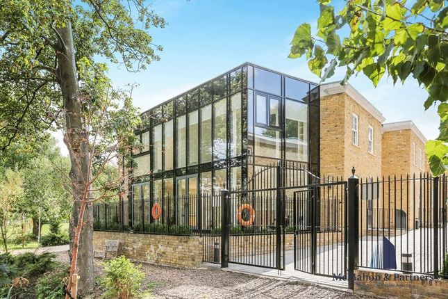 Thumbnail Semi-detached house for sale in Rushgrove Street, London