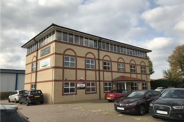Thumbnail Office to let in Sam Alper Court, Depot Road, Newmarket