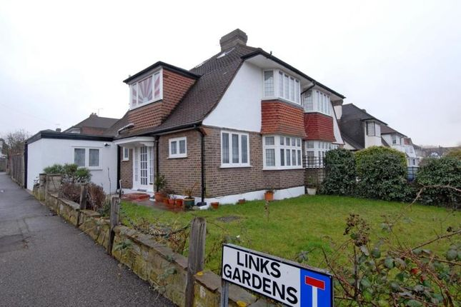3 bed semi-detached house for sale in Gibsons Hill, Norbury