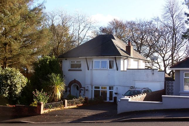 Thumbnail Detached house for sale in Heol Bryngwili, Cross Hands, Llanelli, Carmarthenshire.