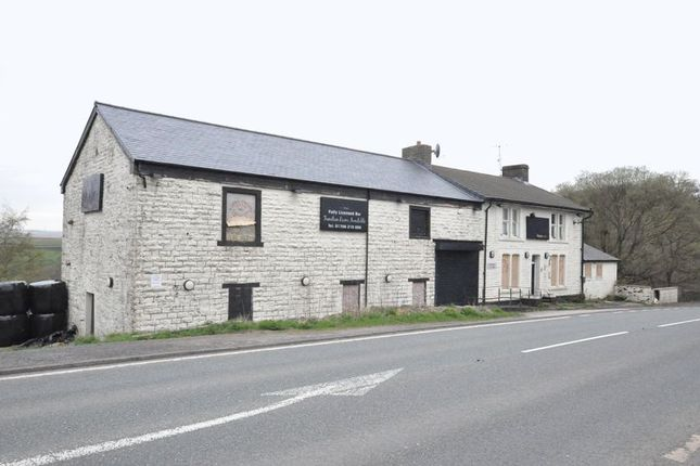 Thumbnail Detached house for sale in Haslingden Old Road, Oswaldtwistle, Accrington