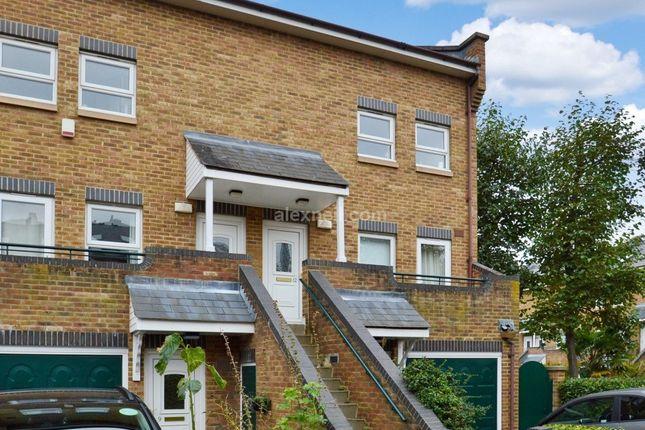 Thumbnail Flat for sale in Schooner Close, London
