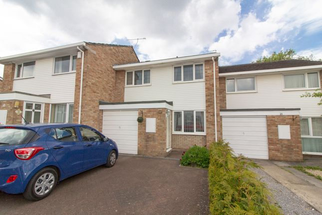 Thumbnail Terraced house for sale in Thatchers Close, St. George, Bristol
