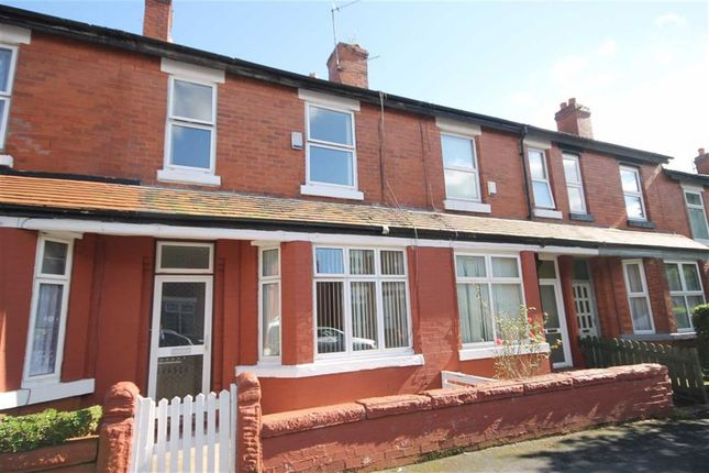 Thumbnail Terraced house to rent in Langthorne Street, Burnage, Manchester