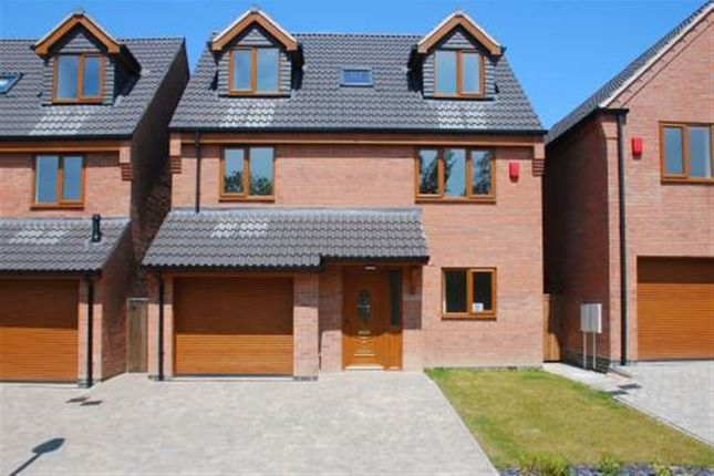 Thumbnail Property to rent in Maple Close, Storth Lane, South Normanton, Derbyshire
