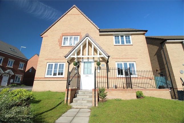 Thumbnail Detached house for sale in Marrian Avenue, Thurcroft, Rotherham, South Yorkshire