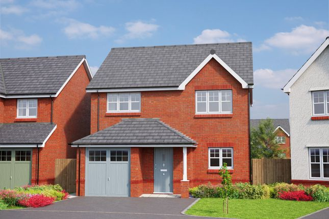 Thumbnail Detached house for sale in Cromwell Road, Cheshire