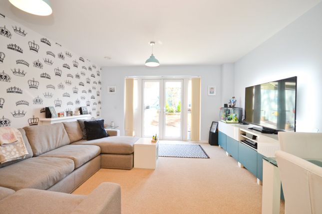 Thumbnail Terraced house for sale in Consort Gardens, East Cowes