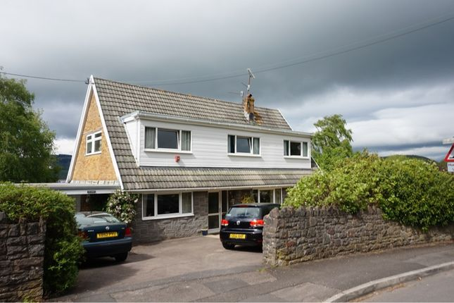 Thumbnail Detached house for sale in School Lane, Abergavenny