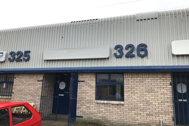 Thumbnail Industrial to let in 326, Springvale Industrial Estate, Cwmbran