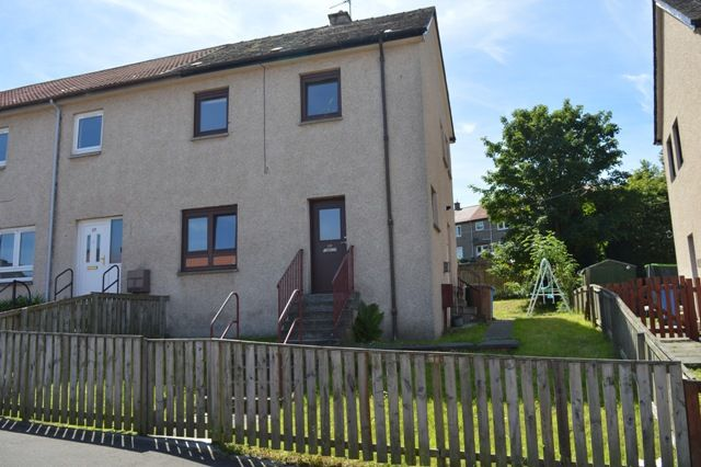 Thumbnail Semi-detached house to rent in Ballingry Crescent, Ballingry, Fife