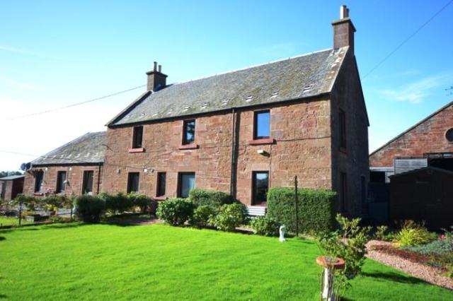 Thumbnail Semi-detached house to rent in Old Farmhouse, Braidestone