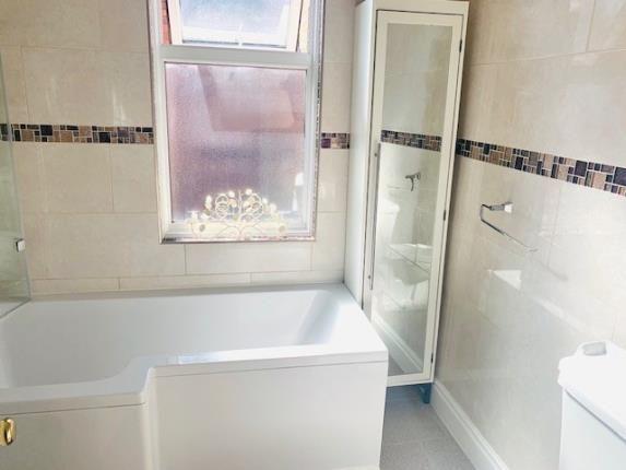 Bathroom of Francis Road, Stetchford, West Midlands, Birmingham B33