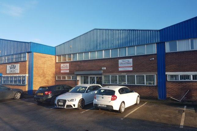 Thumbnail Light industrial to let in Unit C, Acorn Park, Lenton Lane Industrial Estate, Nottingham