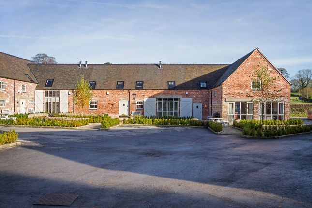 Thumbnail Barn conversion to rent in Dove House Farm, Blythe Bridge Road, Caverswall, Stoke On Trent, Staffordshire
