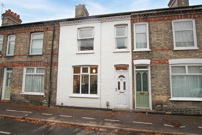 3 bed terraced house for sale in Thoday Street, Cambridge