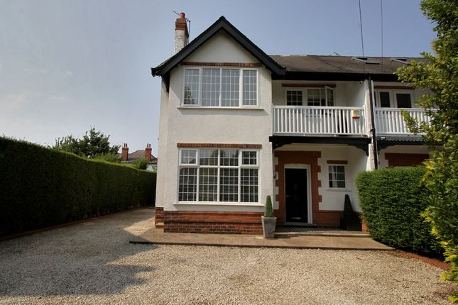 Thumbnail Semi-detached house for sale in Barrow Lane, Hessle, Yorkshire