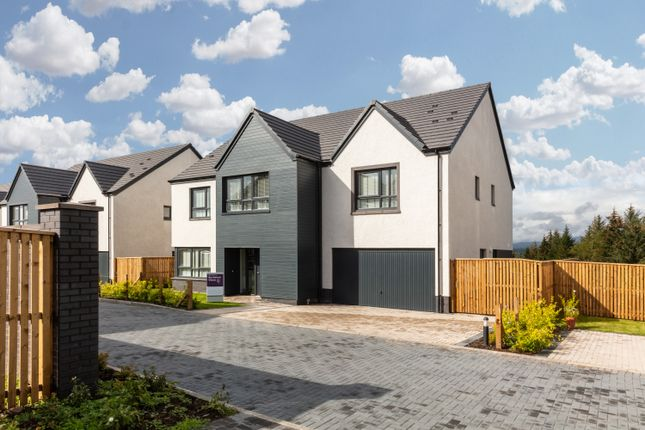 Thumbnail Detached house for sale in Buchanan Views, Aitken Street, Kilearn, Glasgow