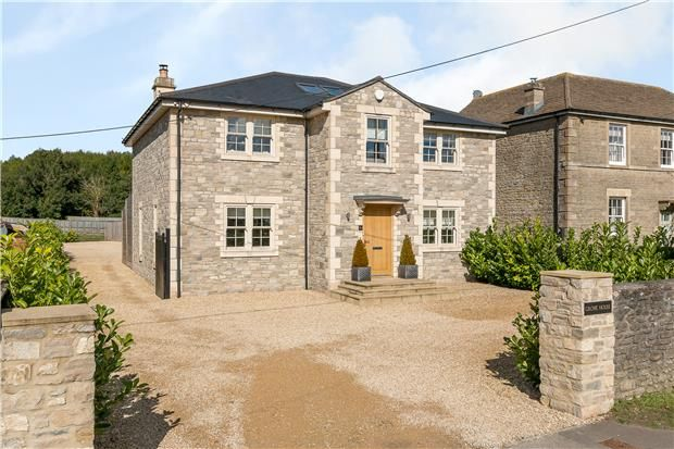 Thumbnail Detached house for sale in Frome Road, Southwick, Wiltshire