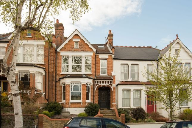 Thumbnail Terraced house for sale in Cranbourne Road, Muswell Hill, London